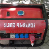 Generator YAMAHA 5Kva - Generator curent, Generatoare uz general