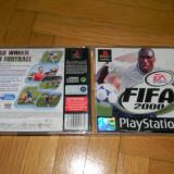 Joc Consola - Fifa 2000 PS1