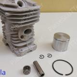 Kit cilindru / Set motor compatibil Drujba Husqvarna 141 / 142 ( OREGON )
