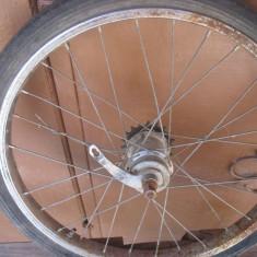 Piese Biciclete - Roata spate tip pegas marca Torpedo Bicicleta copii