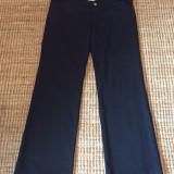 Pantaloni dama office Versace, originali, Lungi