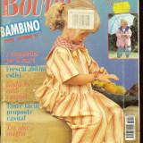 Revista BOUTIQUE Speciale - bambino, vara-toamna 1997, inclusiv tipare - Revista moda