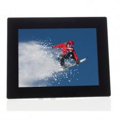 Rama foto digitala Kitvision DPF12BKK 12 inch neagra
