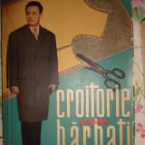 Croitorie pentru barbati (cu numeroase figuri)-H.Waldner - Carte design vestimentar