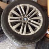 Jante aluminiu 16 originale BMW cu anvelope vara 225/45/r16