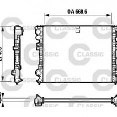 Radiator racire motor FIAT ULYSSE 220 PRODUCATOR VALEO 232692