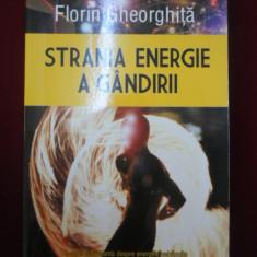 Carte despre Paranormal - Florin Gheorghita - Strania energie a gandirii - 339356