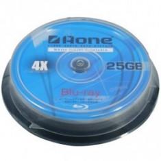 Blu Ray Disc 25 GB 6X AONE - CAKE 10 PCS PRINTABIL