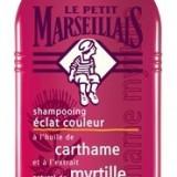 Sampon Par Vopsit si Deteriorat cu Ulei de Sofranel si Extract de Afine 250 ml Le Petit Marseillais