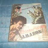 CHARLES DE LA CONDAMINE - CALATORIE PE AMAZON - Carte de aventura