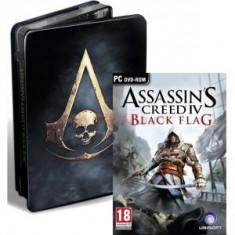Jocuri PC - Assassins Creed Black Flag Skull Edition PC