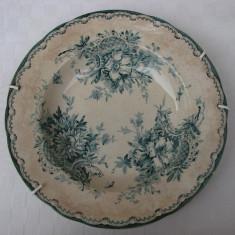 Frumoasa farfurie din portelan suedez GOTEBORG ANAN Original, anii 1910 - 1920 (1), Farfurii