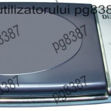 Cantar electronic de precizie, domeniu: 0->500 g-111031 - Cantar de Bucatarie