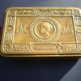Cutie tutun oferita ofiterilor britanici WW1