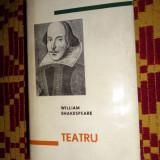 Carte de colectie - Teatru (editie de lux/ pe foita de tigareta)- Shakespeare