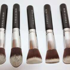 Pensula machiaj la bucata pensula pentru fata par natural Fraulein38 - Pensula make-up
