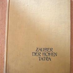 ZAUBER DER HOHEN TATRA- KAZIMIERZ SAYSSE TOBICZYK-ALBUM EXPEDITII MONTANE