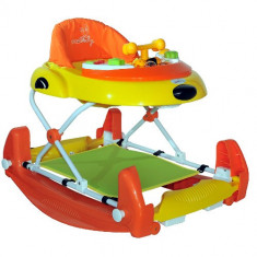 Premergator DHS Baby Swing Portocaliu
