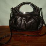 Geanta dama Vintage din piele foarte frumoasa - Geanta vintage