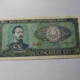 50 Lei 1966 Romania, An: 1966