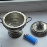 VAND SCHIMB Bomboniera superba din argint masiv marcat