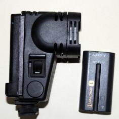 Lampa Kaiser Top 35 modificata - Lampa Camera Video Alta