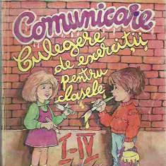 Marcela Penes - COMUNICARE, CULEGERE DE EXERCITII PENTRU CLASELE I - IV - Manual scolar Aramis, Clasa 4, Aramis, Romana