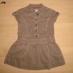 Rochita kaki, ZARA, fetite 3 ani