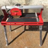 Masina taiat gresie marmura piatra MATRIX 560 mm Aproape NOU