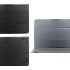 Husa tableta OEM BTUNISL7NG Slim negru / gri universala 7 inch