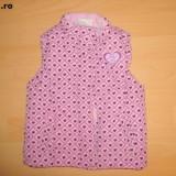 Vesta fas roz, marca DopoDopo, fetite 18-24 luni, Culoare: Multicolor, Fete