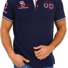 Tricou barbati - Tricou Polo Carisma Bleumarin 4011