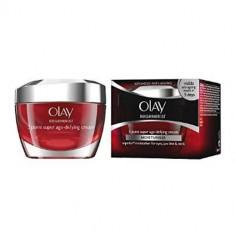 Crema hidratanta de fata Olay, Mixt - Cremă de față Olay Regenerist 3 Point Super Age-Defying Cream