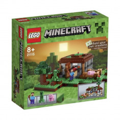 LEGO® Minecraft™ - Prima noapte - 21115