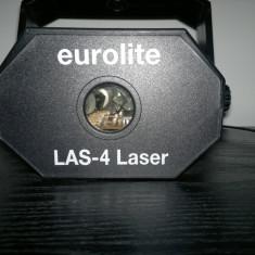 Efect lumini EUROLITE LAS-4 Laser - Laser lumini club