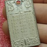Placa din metal pentru masina de cusut Singer