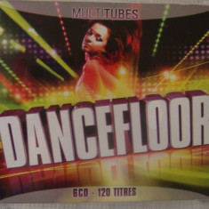Dancefloor - Multitubes - Muzica Dance wagram, CD