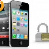 Unlock Deblocare Decodare iPhone 4 4S 5 5C 5S 6 6+ AT&T SUA ATT USA all IMEI - Decodare telefon, Garantie