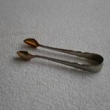 Cleste pentru cuburi de zahar din alpaka - Argint
