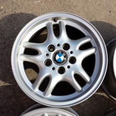 JANTE ORIGINALE BMW 16 5X120 - Janta aliaj, Diametru: 16, Latime janta: 7, Numar prezoane: 5, PCD: 120