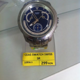 Ceas Swatch Swiss SR9365SW (CTG) - Ceas barbatesc