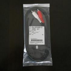 Cablu RCA pick-up Technics - Pickup audio