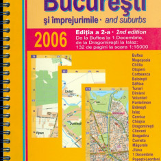 Bucuresti si imprejurimile (editia a II-a) - 25997 - Harta Europei