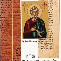 Carti ortodoxe - Ion Vicovan - Istoria Bisericii Ortodoxe Romane - Manual vol.I - 20801