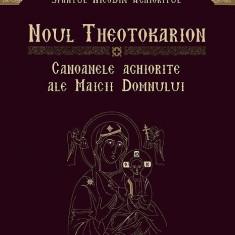 Carti ortodoxe - Nicodim Aghioritul - Noul Theotokarion - Canoanele aghiorite ale Maicii Domnului - 20853