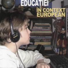 Roxana Tudorica - Managementul educatiei in context european - 2107 - Curs management