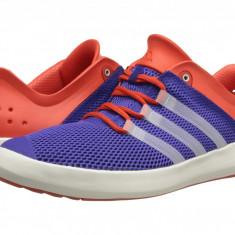 Adidasi barbati - Pantofi sport Adidas Outdoor CLIMACOOL® Boat Pure 100% originali, import SUA, 10 zile lucratoare