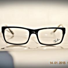 Rama ochelari Ray Ban, Unisex, Patrate, Plastic, Rama intreaga, Clasic - Rame de ochelari de vedere Ray Ban RB5245 2034