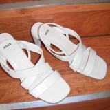 Sandale dama Mexx, Piele naturala - Sandale de piele MEXX, marimea 36, folosita de 2 ori