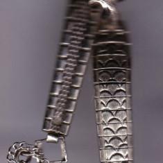 Ceas de Dama Bulova - Ceas dama oval placat aur alb 10k BULOVA functional